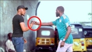 Video: Zfancy Tv Comedy - Extreme Selfie with Strangers (African Pranks)